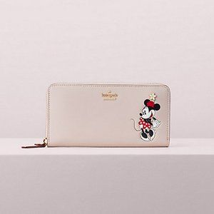 KATE SPADE ♠️ minnie mouse wallet